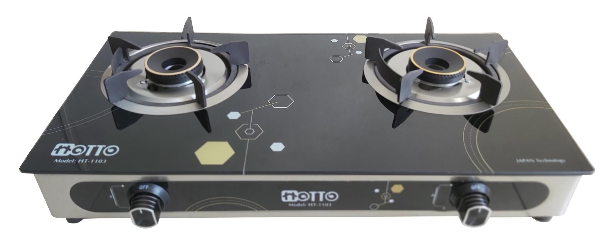 Bếp gas dương kính HOTTO model HT-1105